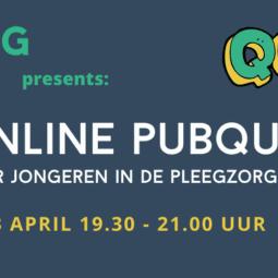JongWijs presents: online pubquiz op 23 april